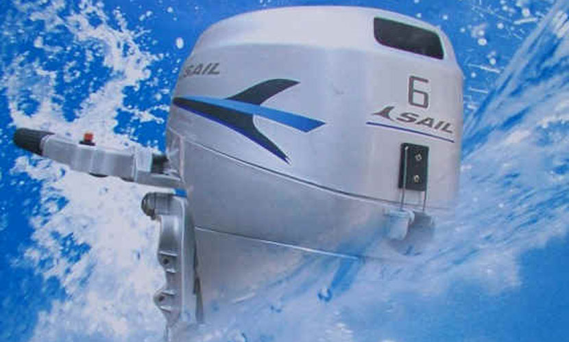 New range of SAIL outboards in stock