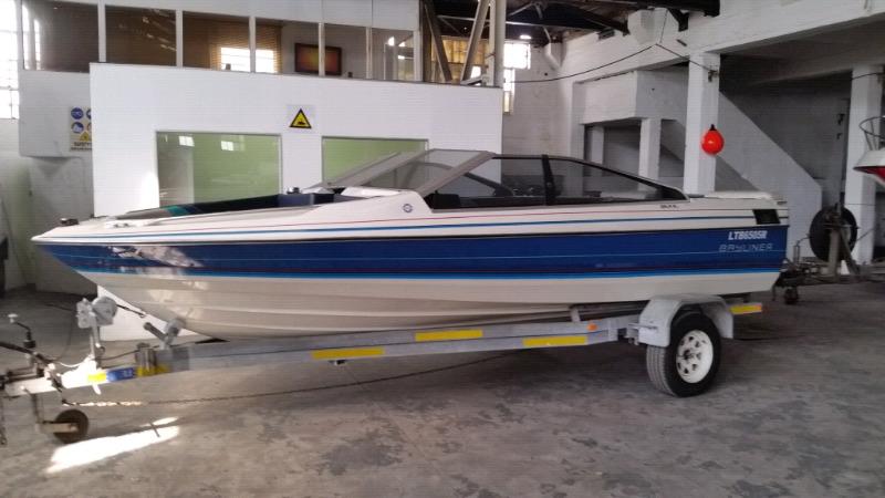 Bayliner 1850 R115000