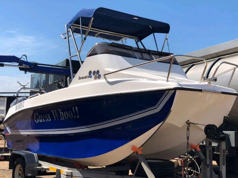 Seacat 520 R389000